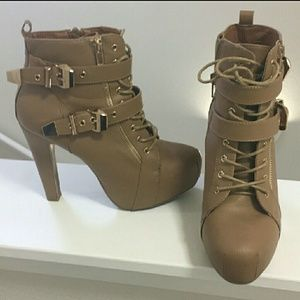 Super cute ankle boots.